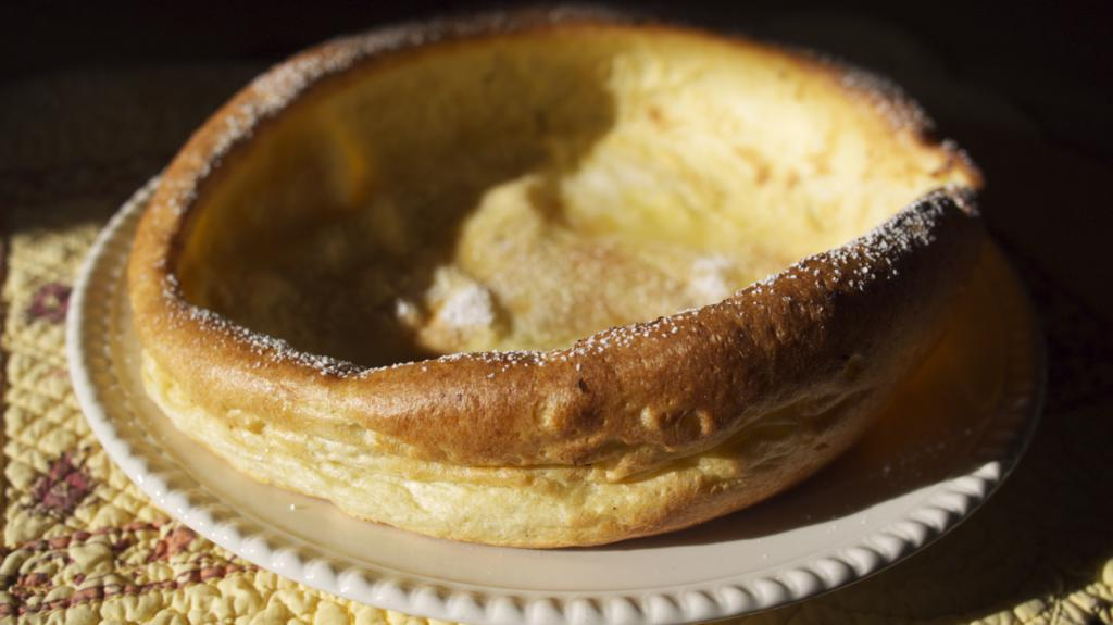 Dutch Baby – Pannekoeken