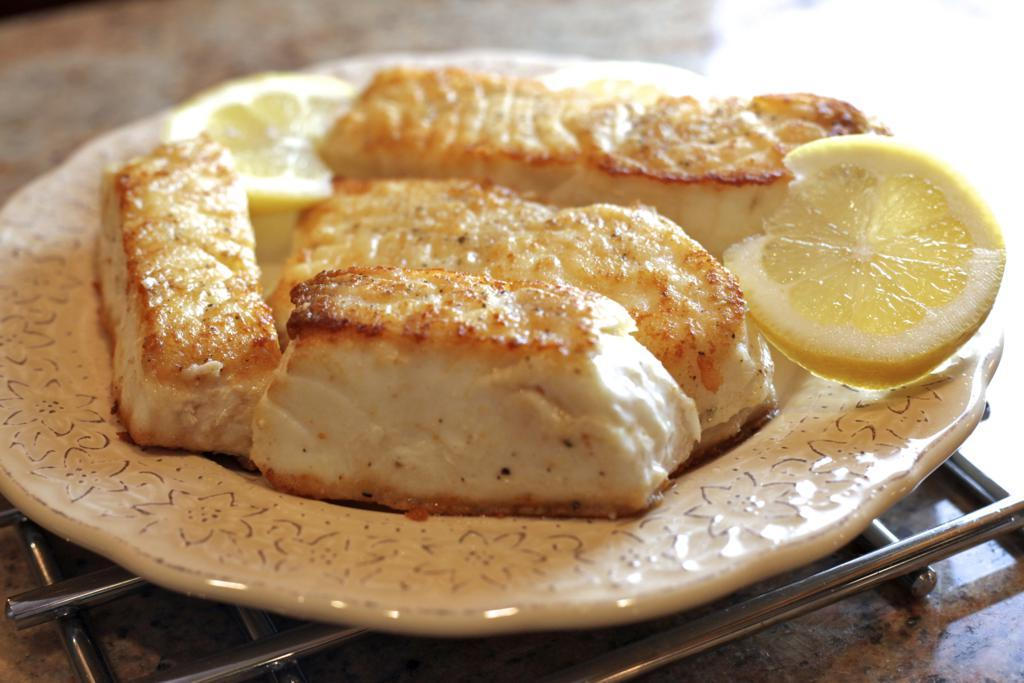Simple Halibut