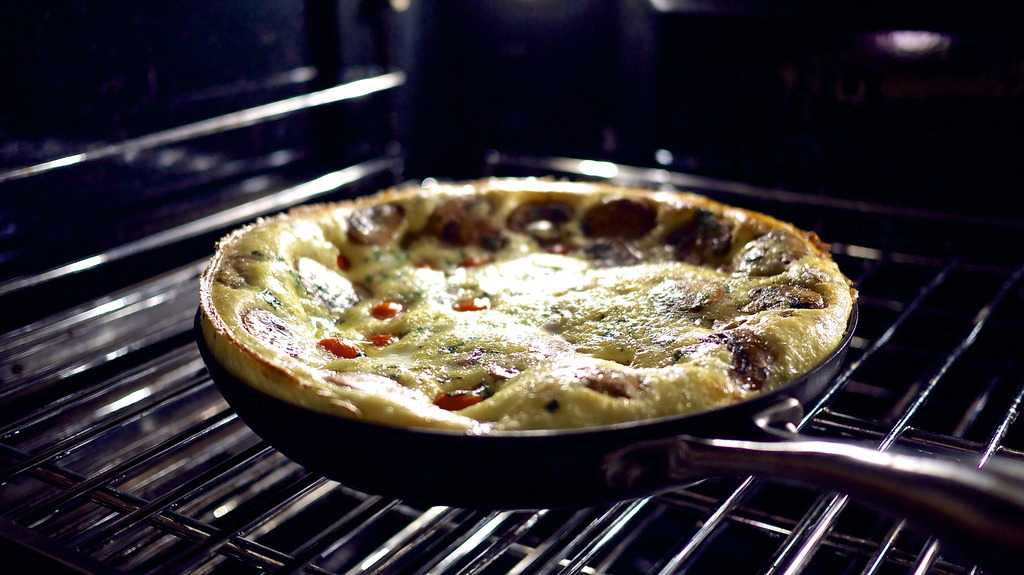 Frittata – Dinner, Breakfast and in Between